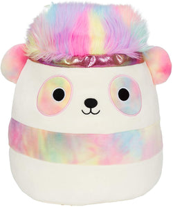 Squishmallows Squish-Doos - Pearson the Panda 12""