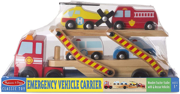 Emergency Vehicle Carrier  3+