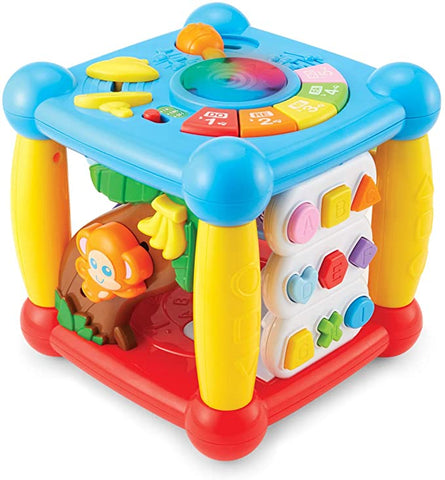 Lights'n Sounds Activity Cube Kidoozie 18M+