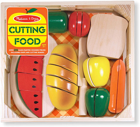 Wooden Cutting Food
