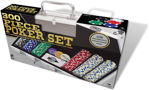 300pc Poker Set (Curbside Only)