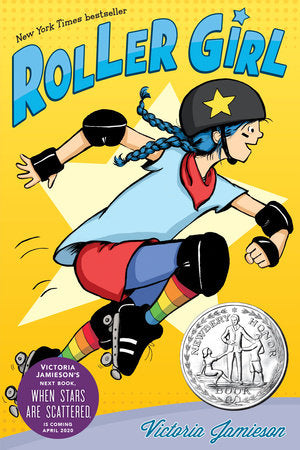 Roller Girl (Newberry Honor) Ages 9+
