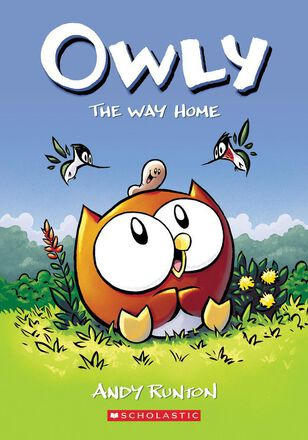 The Way Home (Owly #1) 7+