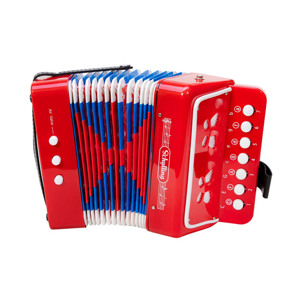 Accordion (Little Red) Schylling 7+