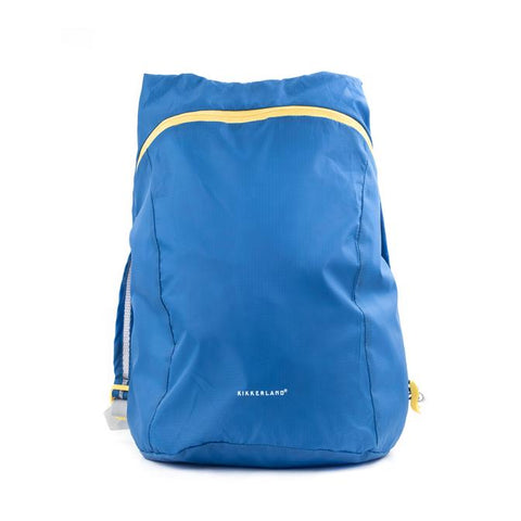 Compact Backpack Blue