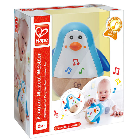 Penguin Musical Wobbler 6mth+