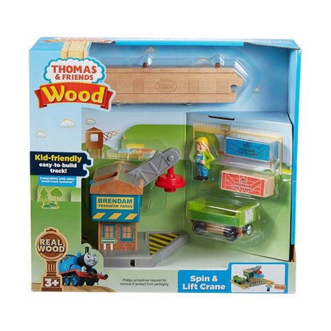 Thomas & Friends - Spin & Lift Crane 3+