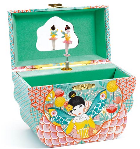 Music Box Flowery Melody -Little Big Room