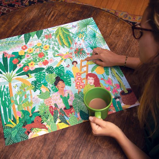 Plant Ladies 1000pc