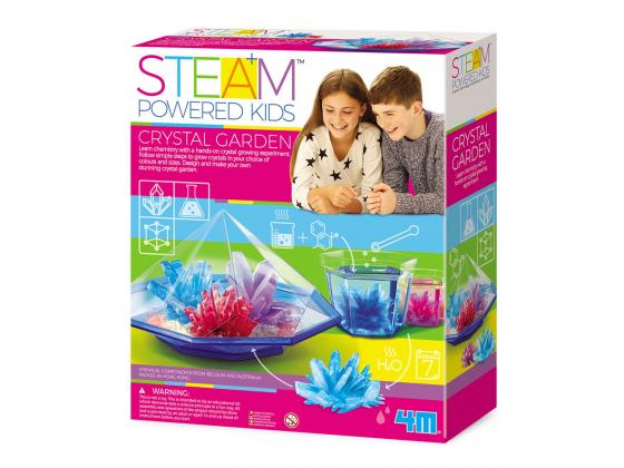 STEAM Powered Kids Crystal Garden