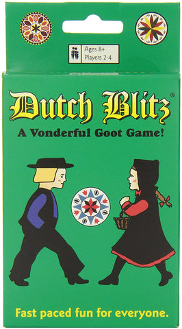 Dutch Blitz Card Game 8+