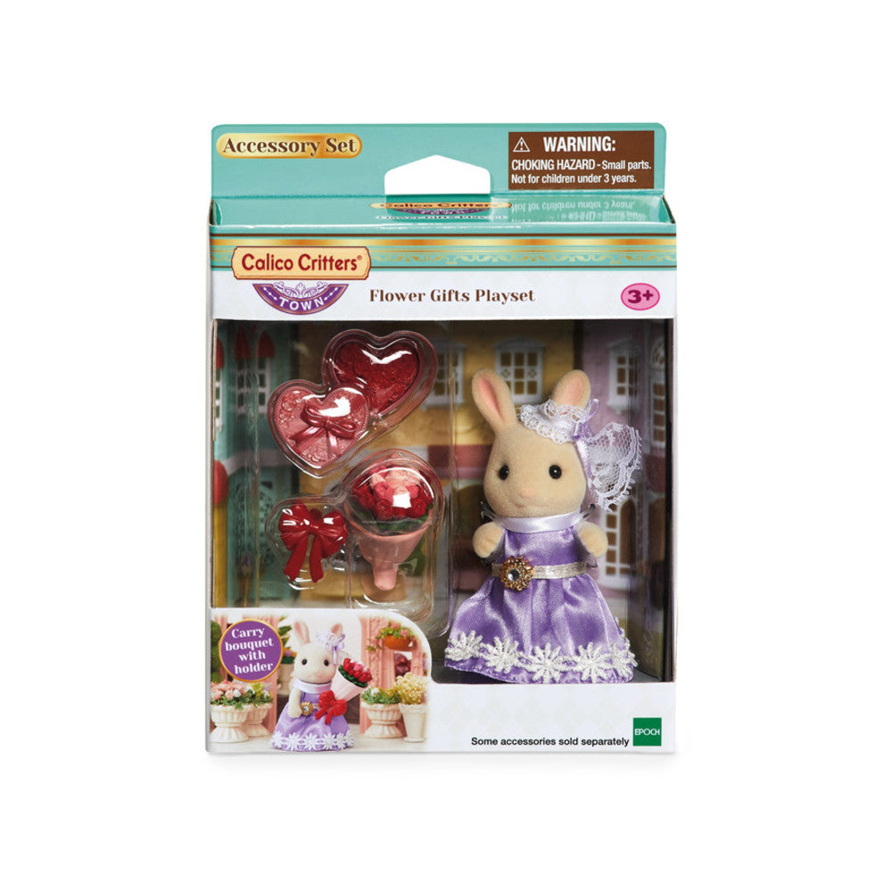 Calico Critters Town - Flower Gifts Playset