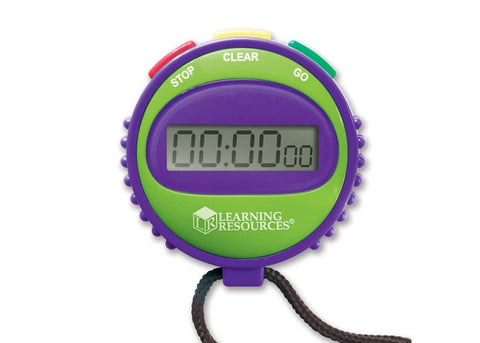 Simple Stopwatch - Learning Resources