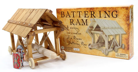 Battering Ram Design & technology 8+