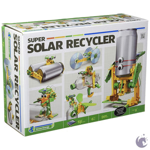 6-in-1 Super Solar Recycler Ages 8+