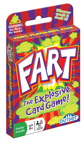 Fart! Card Game 8+.