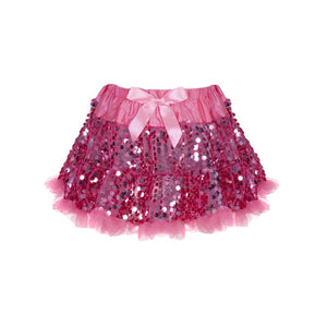 Sequin Petticoat Skirt