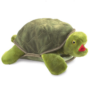 Turtle Puppet