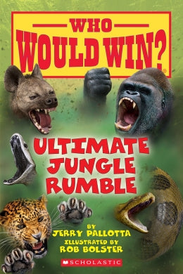 Ultimate Jungle Rumble (Who Would Win?) 6+