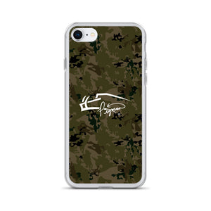 Pigman Camo iPhone Case