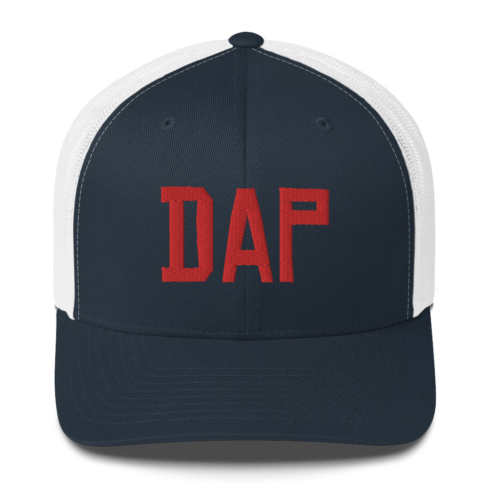 The Dap Cap Trucker Hat