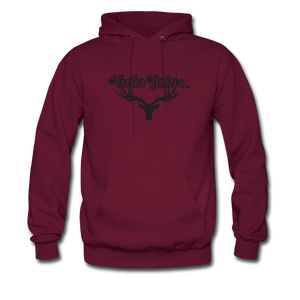 Everything Men's Hoodie - burgundy
