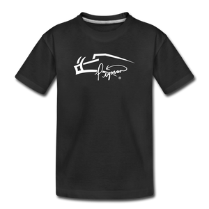 Pigman Signature Youth T-Shirt - black