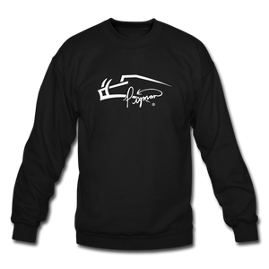 Signature Crewneck Men's Sweatshirt - black
