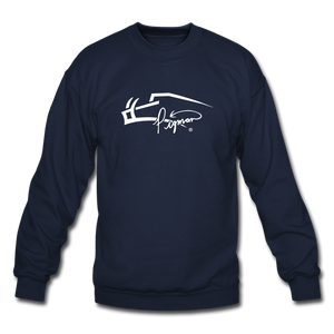 Signature Crewneck Men's Sweatshirt - navy