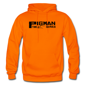 Official Series Men's Hoodie - orange