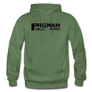 Official Series Men's Hoodie - military green