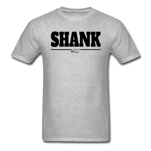 SHANK Ultra Cotton Men's T-Shirt - heather gray