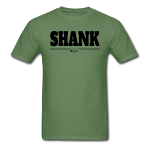 SHANK Ultra Cotton Men's T-Shirt - military green