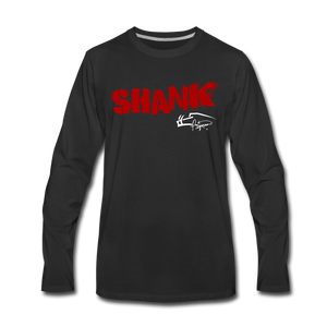 Shank Shot Men's Premium Long Sleeve Tee