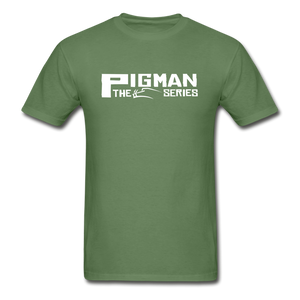 Official Series Premium Men's Tee - military green