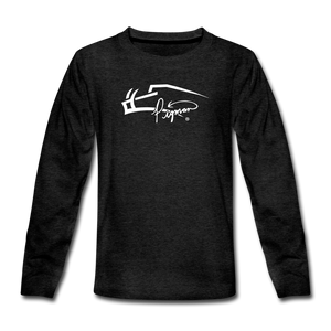 Signature Premium Long Sleeve Youth Tee