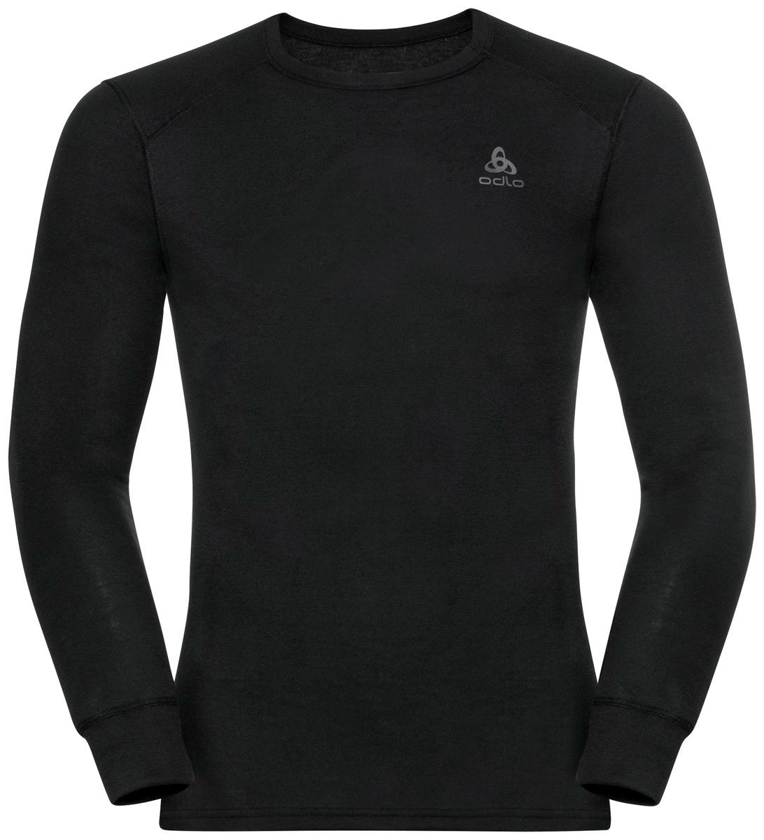 Odlo Men's ACTIVE WARM ECO Long-Sleeve Baselayer Top