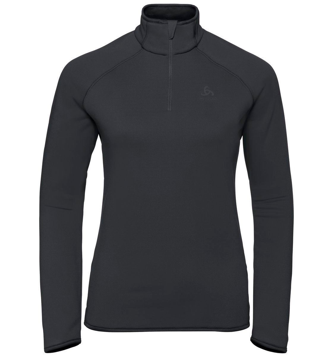 Odlo Women's CARVE CERAMIWARM 1/2 Zip Midlayer