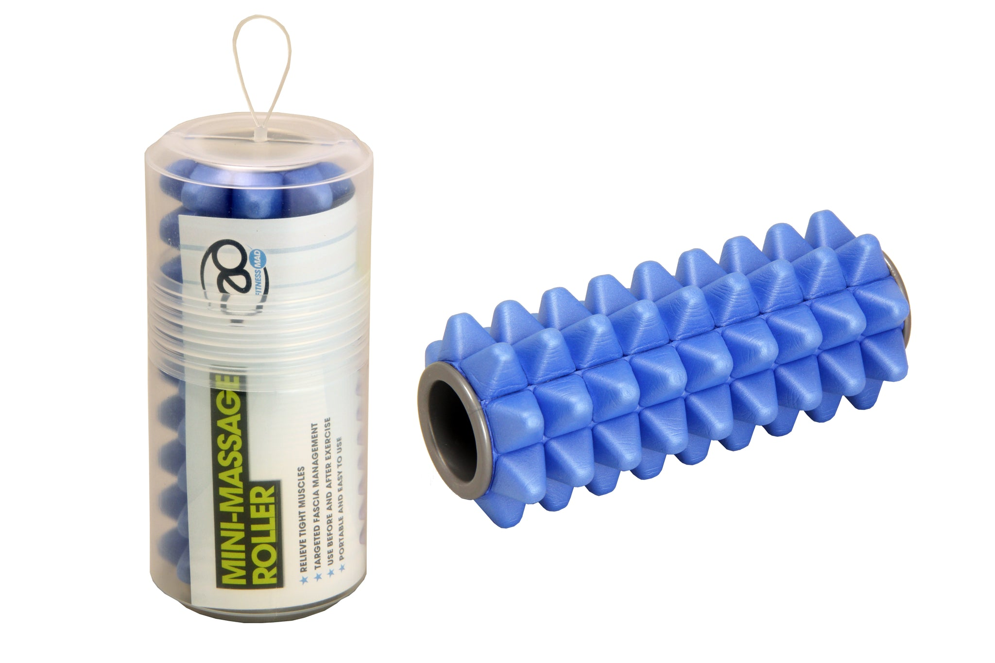 Fitness Mad Mini Massage Roller