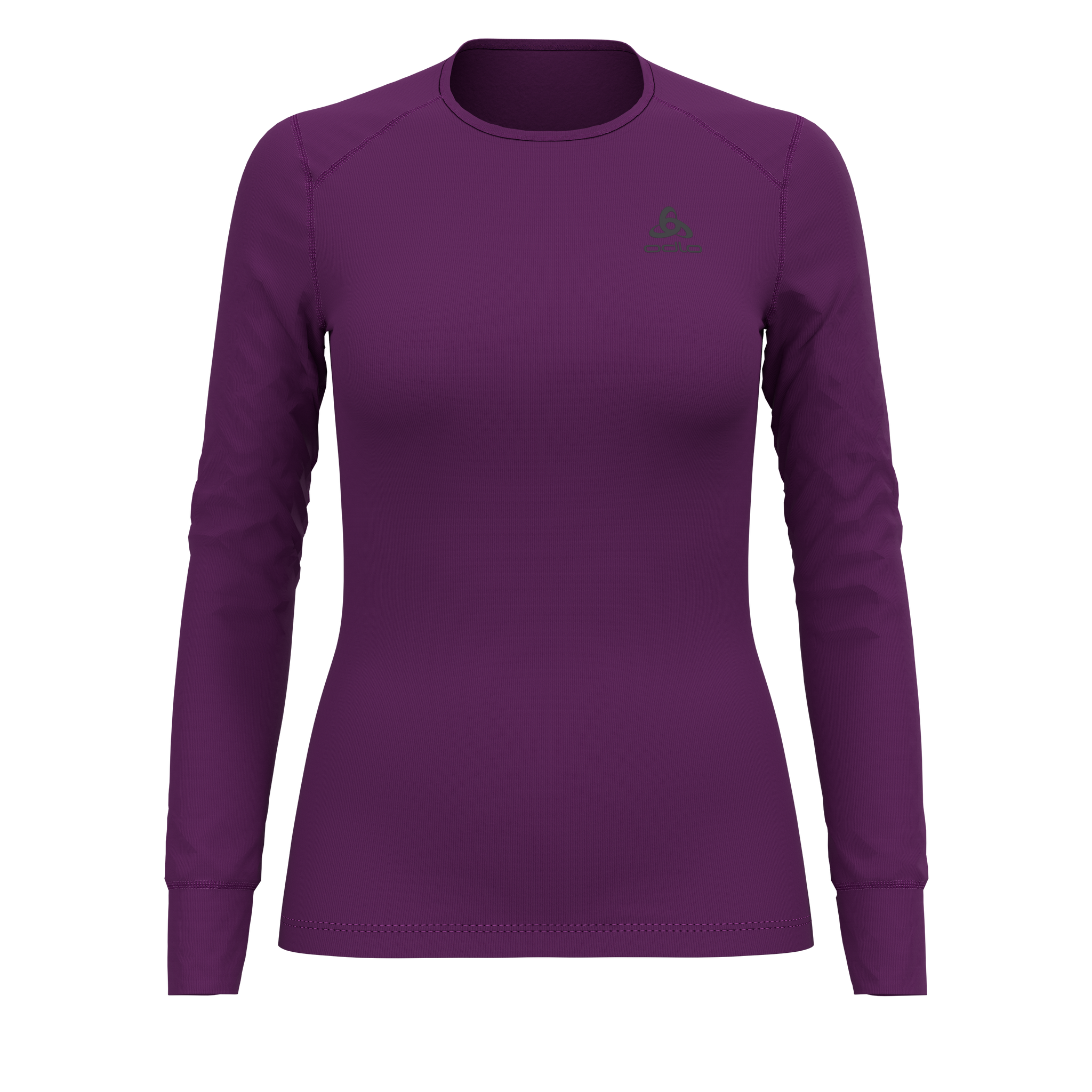 Odlo Women's ACTIVE WARM ECO Long-Sleeve Baselayer Top