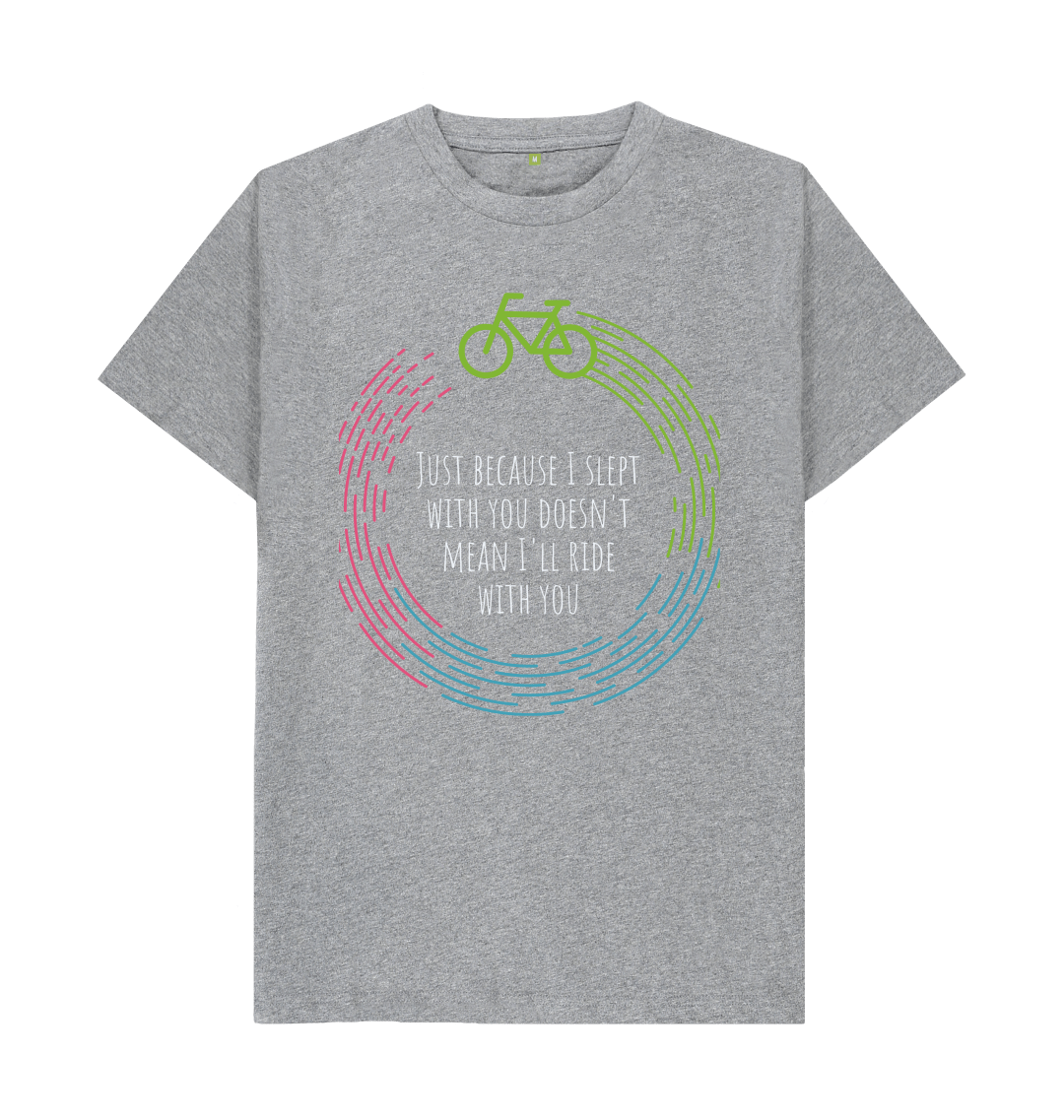 Rapanui/Hike & Ride Cycling is Life Tee