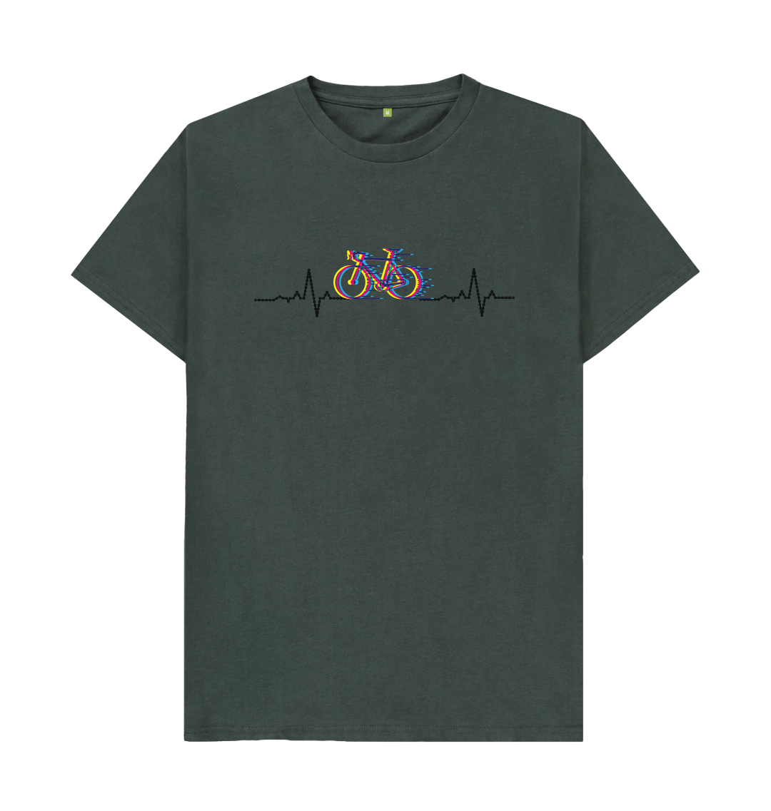 Rapanui/Hike & Ride Heartbeat Tee- 25% off