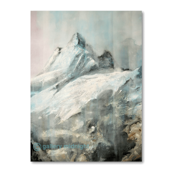 Midnight Gallery - The Eiger