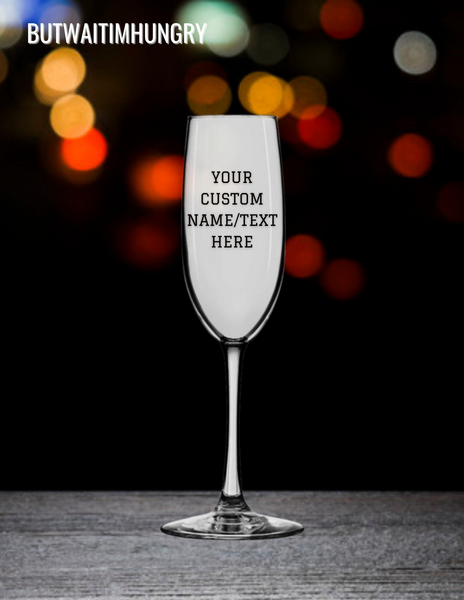 Champagne Glass | Create Your Own