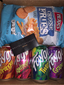 What the Faygo XL ??? Snackbox