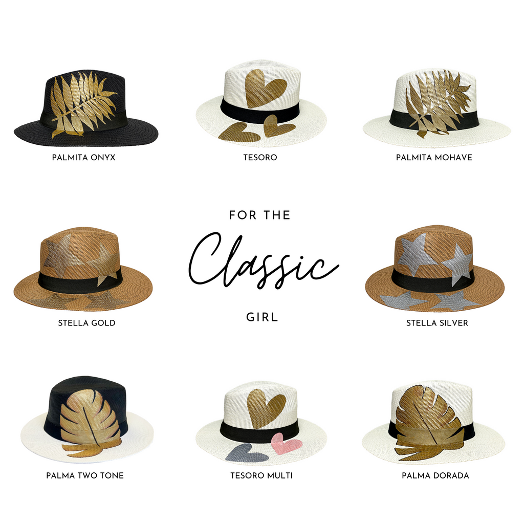 For the Classic Girl - hat gift guide picture