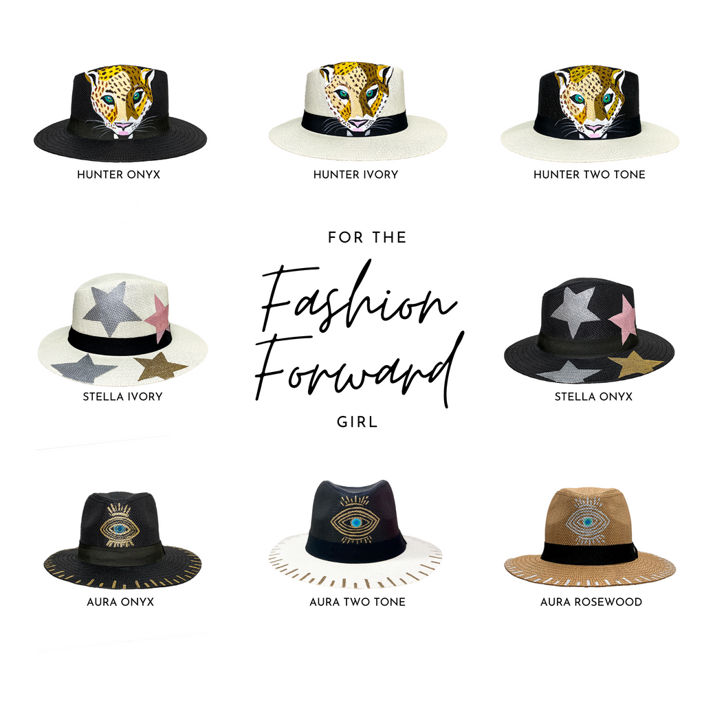 for the Fashion Forward Girl - hat guide gift picture
