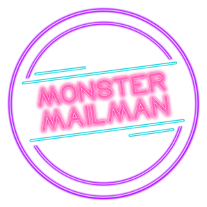 The Monster Mailman: Mini Horror, Fantasy & Movie Memrobillia