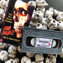 Load image into Gallery viewer, Resident Evil 2 VHS Keychain