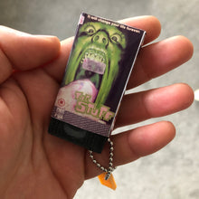 Load image into Gallery viewer, The Stuff VHS Keychain